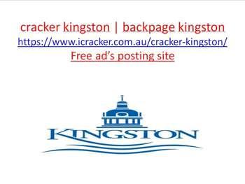 Backpage com kingston