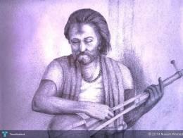 Dotara .bollpen - Sketching | Nasim Ahmed | Touchtalent