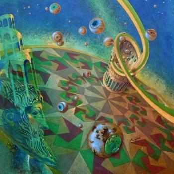 Grecia Zeus - Painting   Battista Brevigliero   Touchtalent
