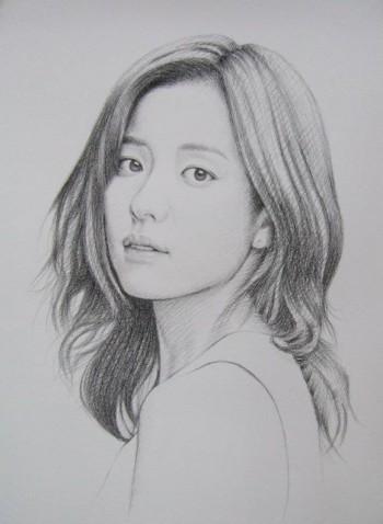 Han Hyo Joo Draw - Design | Dessin Myriam | Touchtalent