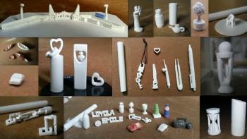 My Art Works Collage - Sculpting | Pradeep Anurag Gade | Touchtalent