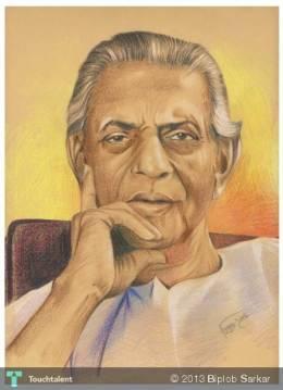 Portrait - Sketching | Biplob Sarkar | Touchtalent
