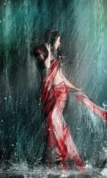Some People Feel The Rain Others Get Wet - Fashion | Kiran Kumar | Touchtalent