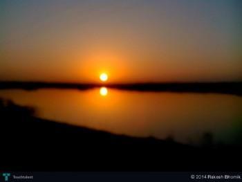 Sunset - Photography   Rakesh Bhomik   Touchtalent