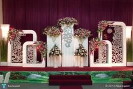 Wedding Backdrop - Performing Arts | Alex Irawan | Touchtalent